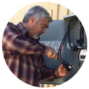 Commercial, Industrial and Residential Electrician Herran Carrasco